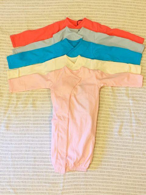 Elastic Bottom Baby Gown