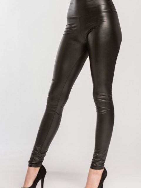 The Lucy Faux Leather Leggings