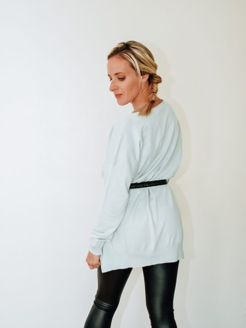 The Starling Round Neck Tunic